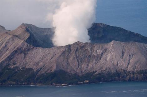 New Zealand đẩy nhanh công tác tìm kiếm thi thể nạn nhân vụ phun trào núi lửa