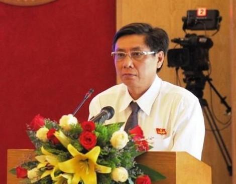 Cách chức chủ tịch, phó chủ tịch UBND tỉnh Khánh Hòa