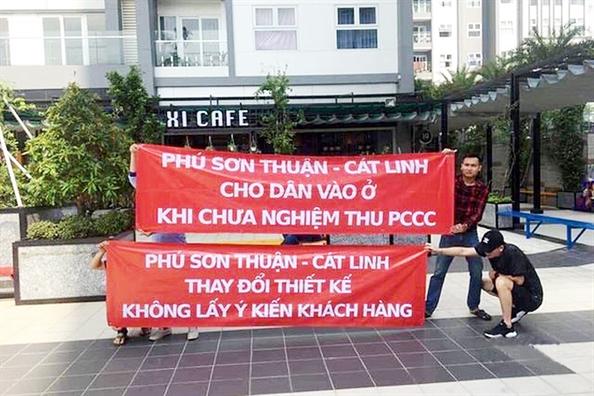 Du an da cap phep xay dung van dieu chinh quy hoach: So Xay dung dang bao ve quyen loi cho ai?