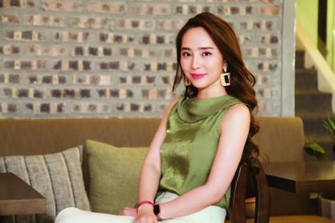 Diễn viên Quỳnh Nga: 'Tôi mù quáng khi yêu'