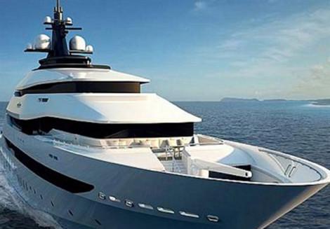 Dự án du thuyền 125 tỷ đồng của Công ty Công Lý