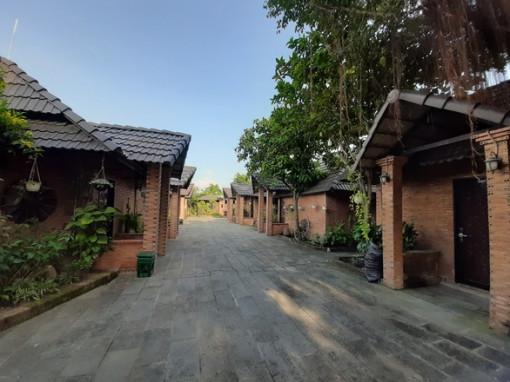 Tống đạt quyết định cưỡng chế Resort Tràm Chim