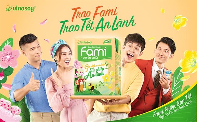 Phim nhac kich tet 'Lang Lieu hau truyen': Mon qua truoc them xuan Canh Ty cua Vinasoy tren hanh trinh lan toa thong diep an lanh
