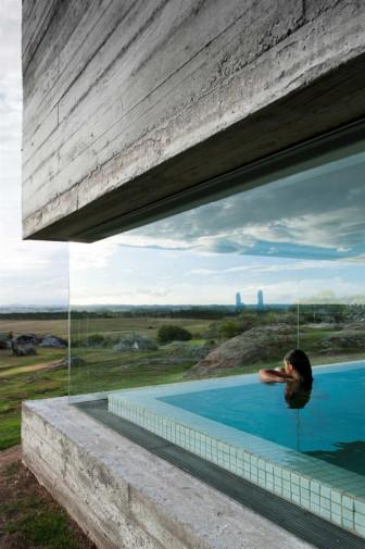 9 kiến trúc bể bơi trong nhà tuyệt đẹp