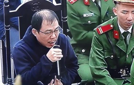 Phạm Nhật Vũ: 'Bị cáo không có ý chiếm đoạt tiền Nhà nước'