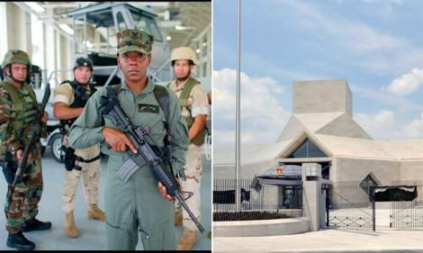 Hai nhà ngoại giao Trung Quốc bị trục xuất vì 'vi phạm căn cứ quân sự Mỹ'