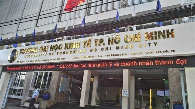 Sap nhap Truong CD Kinh te - Tai chinh Vinh Long vao Truong DH Kinh te TP.HCM