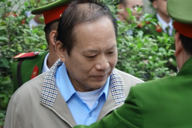Cuu Bo truong Nguyen Bac Son phan cung, noi khong nhan 3 trieu USD