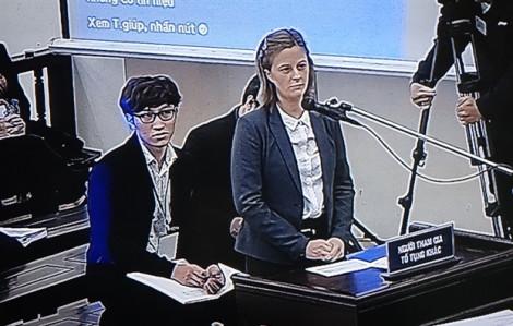 Vợ ông Phạm Nhật Vũ: 'Đến hiện tại, vợ chồng tôi còn đang nợ 1.000 tỷ'