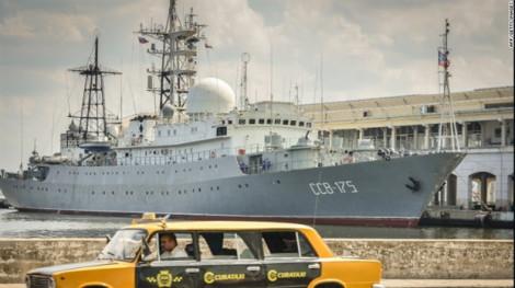 Mỹ cáo buộc tàu tuần tra Nga hoạt động do thám ngoài khơi bờ biển Florida