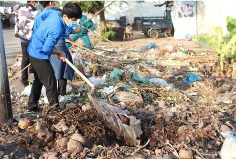 Hơn 48 tỷ đồng xử phạt vi phạm lĩnh vực môi trường