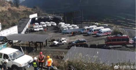 Nổ mỏ than ở Trung Quốc, 14 người chết