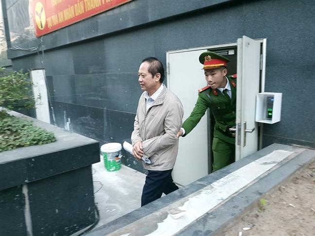 Cuu Bo truong Nguyen Bac Son: 'Co y kien de nghi chinh sach dac thu cho MobiFone tiep can du an'