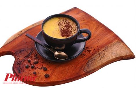Tìm một tách café trứng chuẩn vị giữa Sài Gòn không khó