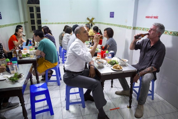 25 nam quan he My - Viet Nam: Chang duong phat trien