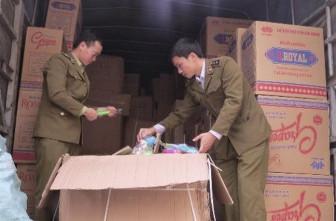 Gần 20.000 bộ đồ chơi trẻ em có thể gây sát thương bị thu giữ