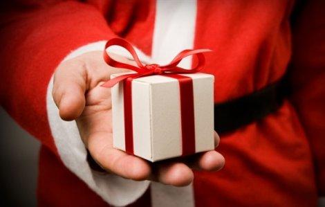 Quà Giáng sinh của bạn nghèo
