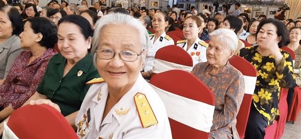 22/12/1944 - 22/12/2019 - Hanh phuc don so cua nu anh hung