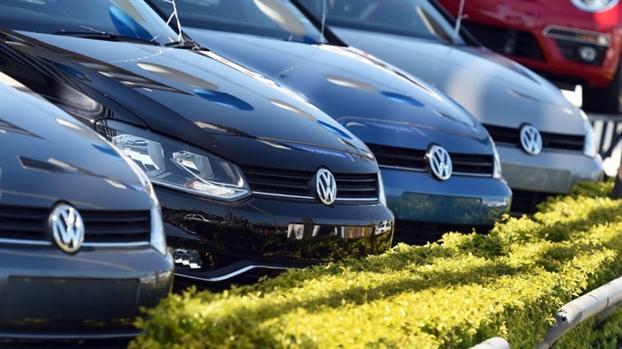 Volkswagen lanh an phat ky luc tai Uc vi gian lan phat thai