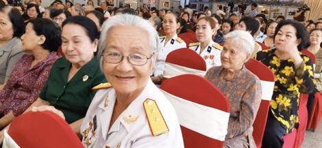 22/12/1944 - 22/12/2019 - Hạnh phúc đơn sơ của nữ anh hùng