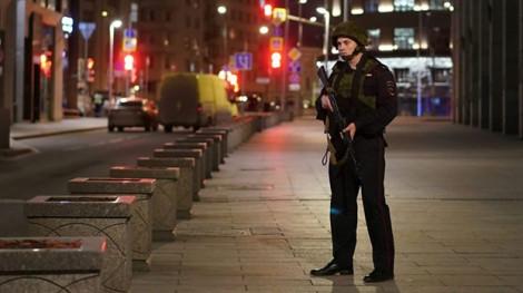 Nổ súng chết người tại trụ sở cơ quan an ninh Nga ở Moscow