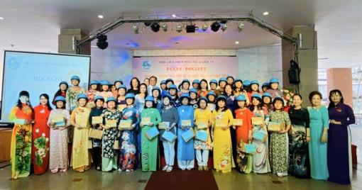 Quận 11: Thêm 1.194 hội viên phụ nữ