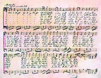 'Silent  night': Hơn 200 năm khúc Thánh ca từ cây guitar cổ…