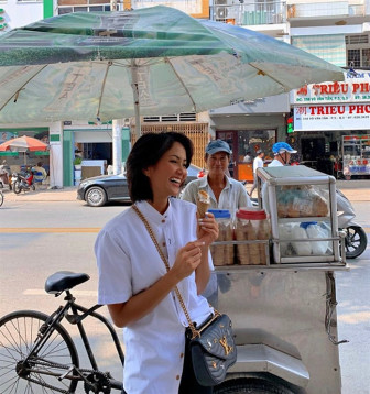 Sao đẹp tuần này: H'Hen Niê, Tóc Tiên xuống phố cùng hàng hiệu