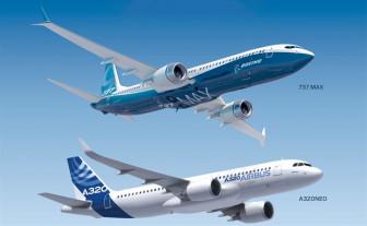 Airbus tăng trưởng doanh số trong khi Boeing gặp rắc rối vì 737 MAX