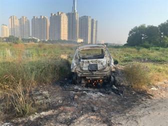 Xác định nghi can sát hại người ở quận 7, đốt xe phi tang ở quận 2