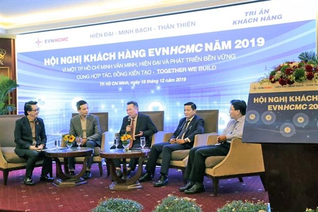 Dien luc TPHCM trien khai dien mat troi tai Saigon Co.op
