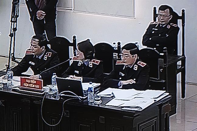 'Thu bi cao Son gui vo khong phai thu tinh ma la chung cu cua vu an'