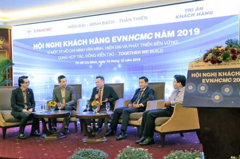 Điện lực TPHCM triển khai điện mặt trời tại Saigon Co.op