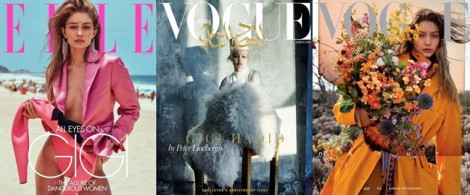 Nhan sắc mỹ nhân chia sẻ danh hiệu 'Người mẫu trang bìa 2019' với Gigi Hadid