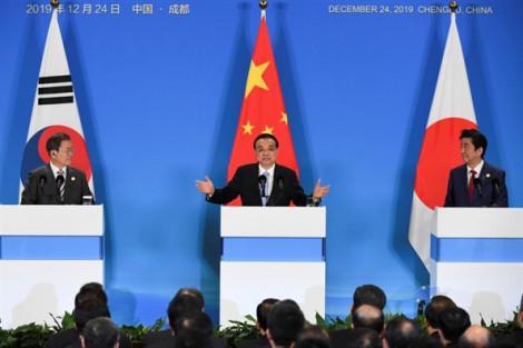 Nhật Bản, Trung Quốc, Hàn Quốc tìm cách thúc đẩy đối thoại với Triều Tiên