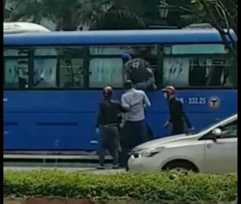 Kiến nghị UBND TPHCM chỉ đạo xử lý vụ côn đồ tấn công xe buýt
