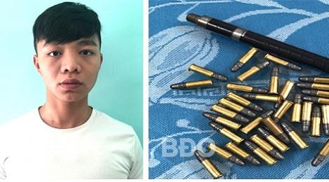 Bị chọc tức trên Facebook, nam thanh niên 17 tuổi nổ súng hạ gục tình địch