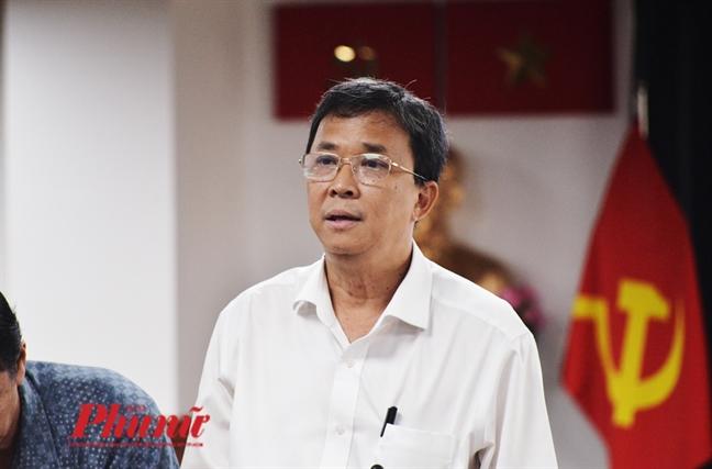 De nghi ky luat PGD So LD-TB-XH TPHCM de xay ra dam o o Trung tam Ho tro xa hoi