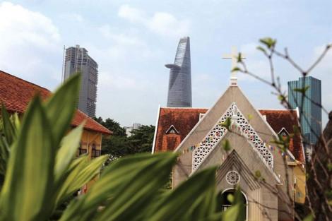 Nhà thờ và Tu viện dòng Mến Thánh Giá Thủ Thiêm được xếp hạng di tích