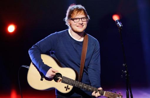 Ed Sheeran dừng hát sau 2 năm hoạt động liên tục