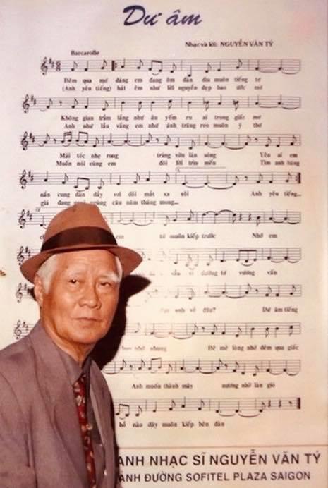 Nhac si Nguyen Van Ty qua doi