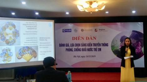 Phòng, chống đuối nước cho trẻ em: Quạt hoa truyền thông của TP.HCM đạt giải khuyến khích