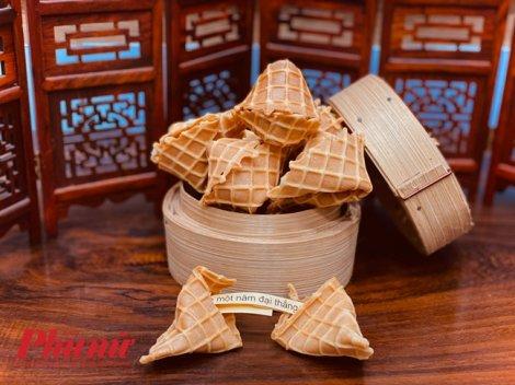 Fortune cookies – chiếc bánh may mắn cho năm mới