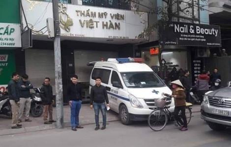 Người đàn ông tử vong do hút mỡ bụng tại Thẩm mỹ viện Việt Hàn