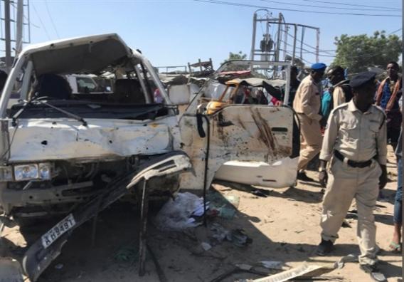 Danh bom o Somalia, it nhat 90 nguoi thiet mang