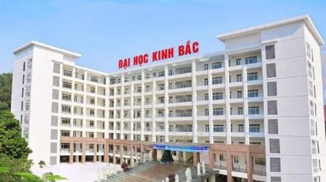 Phó hiệu trưởng Trường Đại học Kinh Bắc bị khởi tố, bắt tạm giam