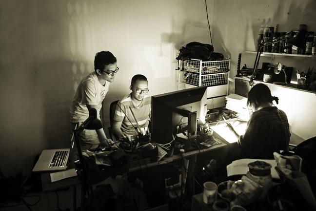 Bien kich Nguyen Khanh Duong: Giac mong lon ve truyen tranh Viet