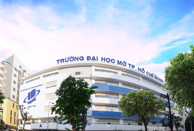Truong DH Mo TP.HCM xet tuyen thi sinh co diem tu tai quoc te (IB)