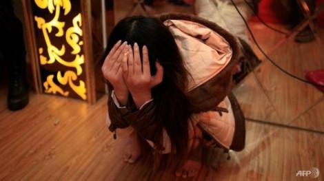 Trung Quốc bãi bỏ hình phạt cải tạo có giam giữ đối với gái mại dâm