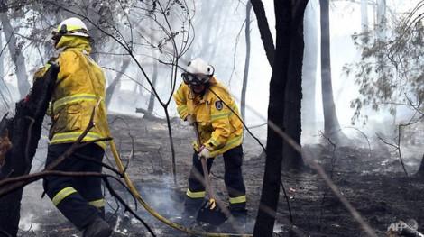 Úc bồi thường 6.000 AUD cho mỗi người lính cứu hỏa tình nguyện